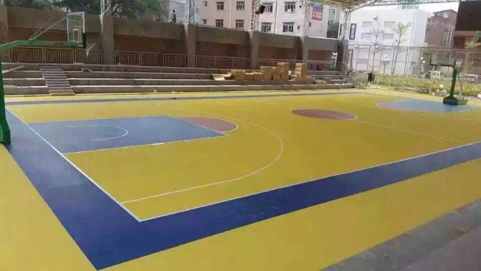 莆田城厢区学校篮球场