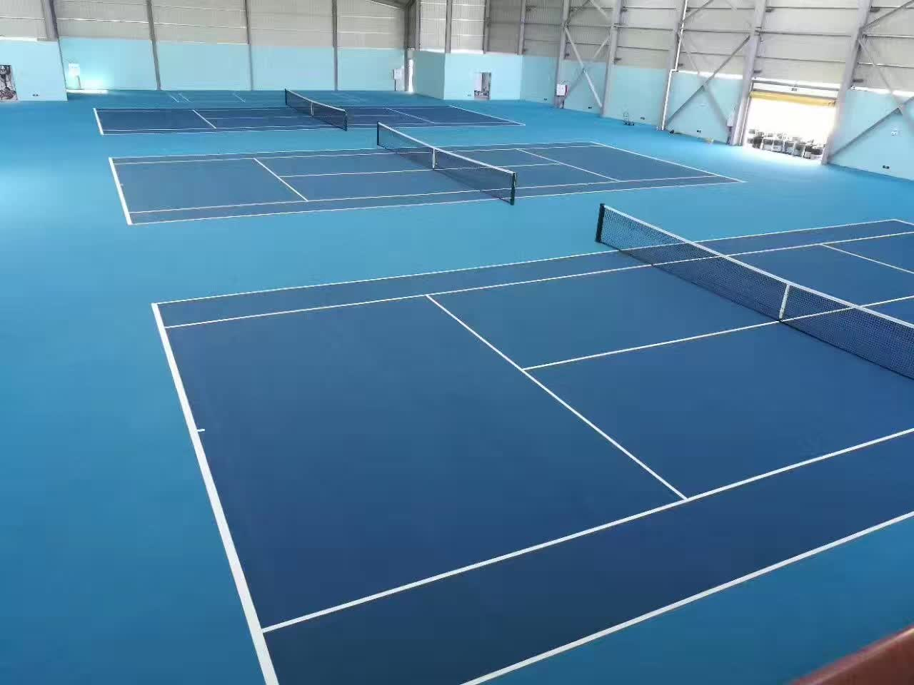 室内网球场训练中心