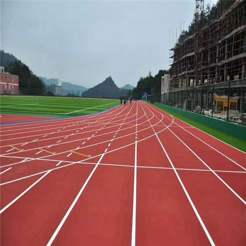 宁德预制型跑道 球场及配套设施项目完工